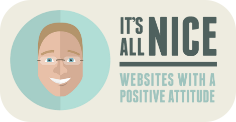 It's All Nice - Websites with a positive attitude